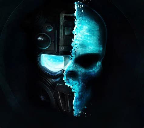 Video Games Skull Wallpapers Hd Desktop And Mobile