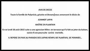 Avis De Deces Tourcoing : browny avis de deces argoul ~ Dailycaller-alerts.com Idées de Décoration