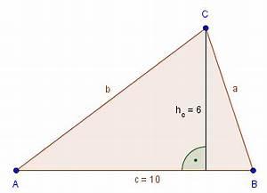 Oval Fläche Berechnen : fl chenberechnung dreieck ~ Themetempest.com Abrechnung