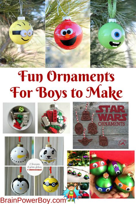 28 best christmas crafts for boys come together kids