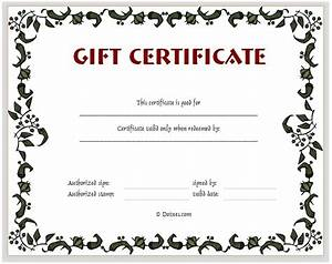 Make your own gift certificate journalingsagecom for Create printable certificate