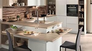 Cuisine équipée Bois : cuisine equipee en bois 4 conforama d233couvrez les ~ Premium-room.com Idées de Décoration