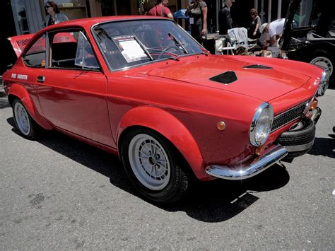 Fiat Abarth Coupe by Fiat 850 Coup 233 Abarth 2000 Ot