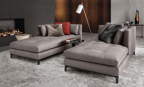 chaise longue pliable andersen lounge sofas from minotti architonic