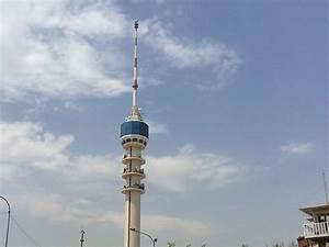 Baghdad Tower In Baghdad  Iraq