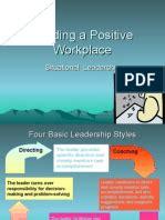 situational leadership  assessment leadership