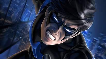 Nightwing Wallpapers 1080p Laptop Artstation Ub Superheroes