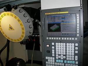 Automatizace Procesu Fr U00e9zov U00e1n U00ed V Cnc  U0159 U00edd U00edc U00edm Syst U00e9mu Fanuc