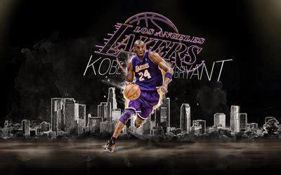 wallpapers nba kobe bryant basketball stars la