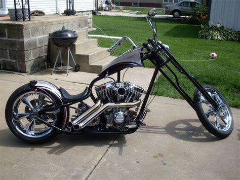 Wicked Twisted Chopper Trade For Tbss Or Fast Vette