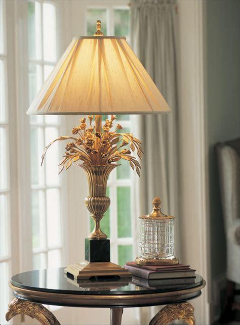 brass table lamps  living room lighting  ceiling fans