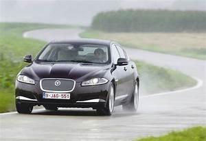 Essai Jaguar Xf : essai jaguar xf 2 2 d 163 moniteur automobile ~ Maxctalentgroup.com Avis de Voitures