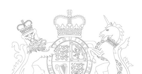 Coat Of Arms Colouring