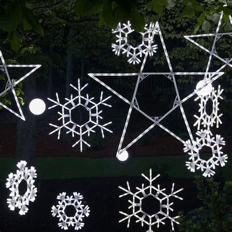 snowflakes stars 20 quot led folding twinkle snowflake