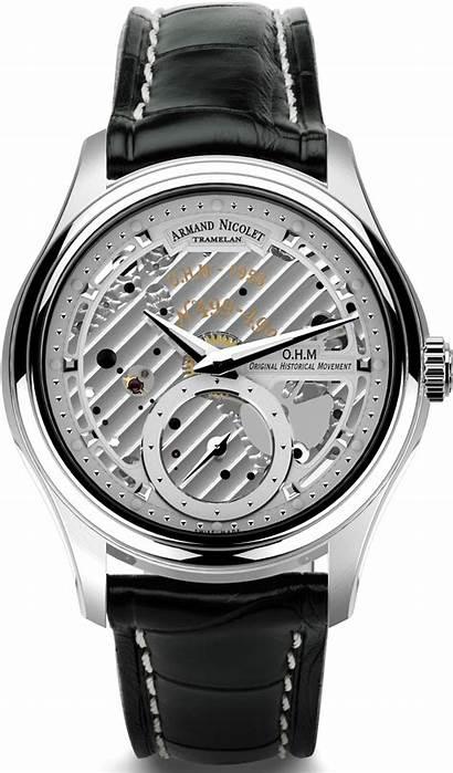 Ag Nicolet Armand L14 Limited Edition Uhren