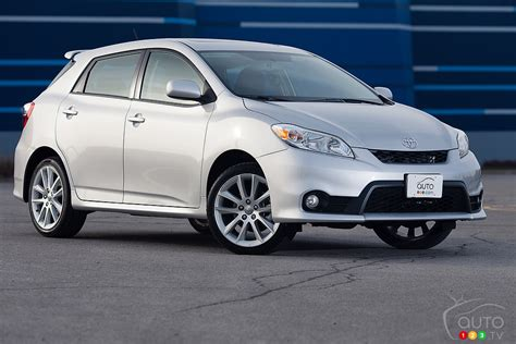 2013 Toyota Matrix by Auto123 New Cars Used Cars Auto Shows Car Reviews