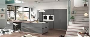 Cuisiniste Saint Etienne : stunning cuisine sur mesure alicante qualit haut de ~ Premium-room.com Idées de Décoration