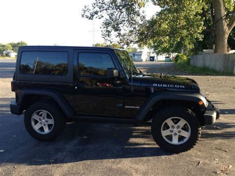 used 2 door jeep rubicon sell used 2012 jeep wrangler rubicon sport utility 2 door