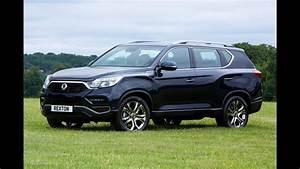 Ssangyong Rexton 2017 : ssangyong rexton 2017 car review youtube ~ Maxctalentgroup.com Avis de Voitures