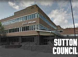 Sutton Council Planning Permission Planning Drawing and ...