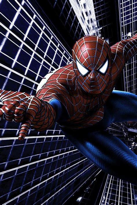 Spider Man Iphone Wallpaper Wallpapersafari