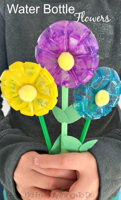 water bottle crafts plastic bottle craft ideas  kids