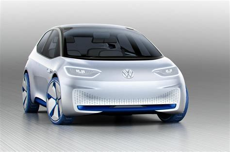 Visionary Id Heralds Vw's Allelectric Future  Car Magazine