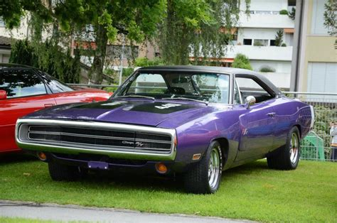 Best Muscle Cars From The 60's And 70's