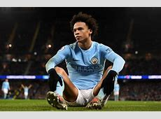 Leroy Sane names the three players that are currently on