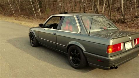1987 Bmw 325is Codename E-dirty