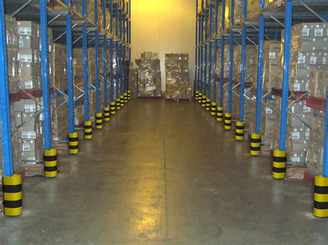 protect  column guard pss pallet racking protection