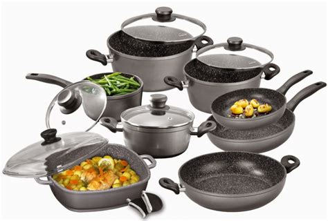stick non cookware sets ten