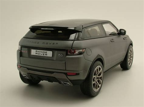 Land Rover Range Rover Evoque 2018 Matt Grau Metallic