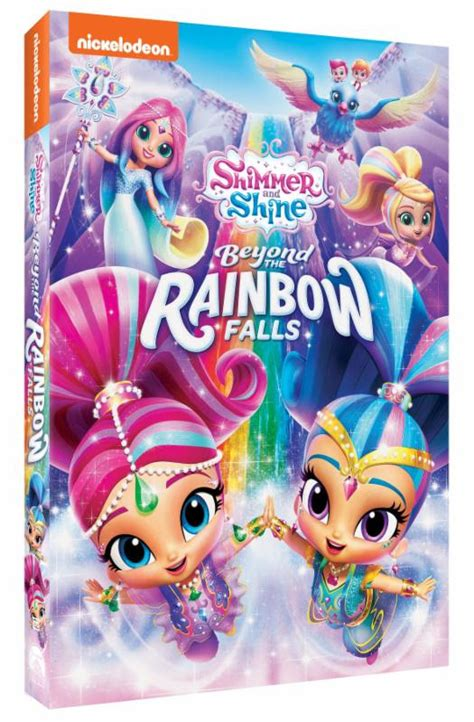 Shimmer And Shine Whatever Floats Your Boat Waterbent by Shimmer And Shine Beyond The Rainbow Falls Dvd Giveaway