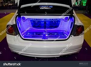 Bangkok December 4 Car Audio Show Stock Photo 90230458