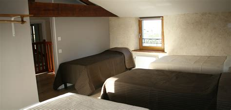 chambre a partager les chambres à partager au gîte de grand lieu proche de