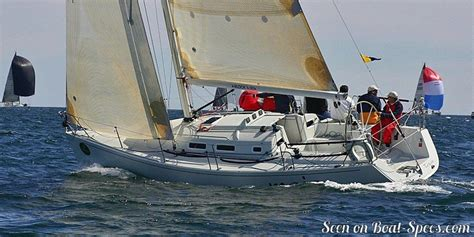 Where Are J Boats Built by J 109 Shoal Draft J Boats Sailboat Specifications And