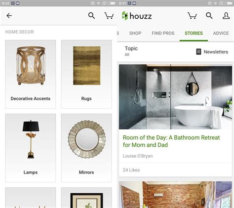 Google says Houzz is the best app of 2016