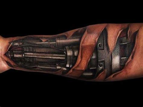 top   biomechanical tattoos  men improb