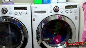 Lg Front Load Washer  U0026 Dryer Review