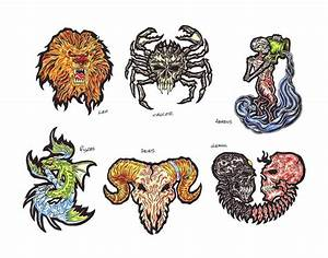 25 best images about Animal Zodiac Tattoos on Pinterest ...