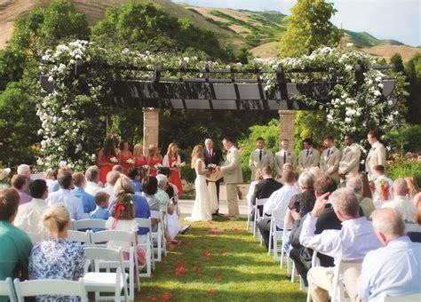 Utah Wedding Venue Outdoor Indoor Red Butte Garden