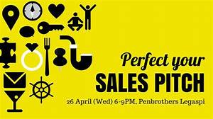 Who S Perfect Sale : perfect your sales pitch philippines april 26 event ~ Watch28wear.com Haus und Dekorationen