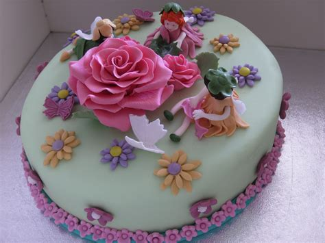 utterly scrummy food for families flower birthday