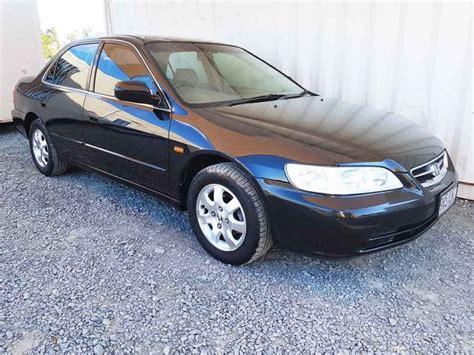 Automatic 4cyl Luxury Sedan Honda Accord 2002 For Sale