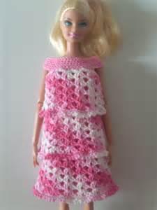 Crochet Barbie Doll Clothes Patterns