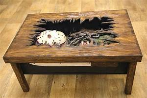 Horror In The Home- Wicked Horror Furniture