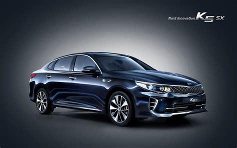 New Kia K5 Launched In South Korea  The Korean Car Blog