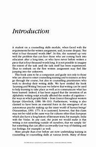 Personal statement introduction Writing an effective