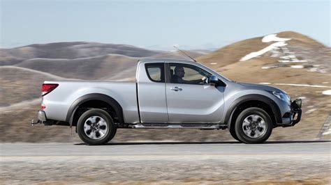 2018 Mazda Bt 50 Pickup, It Will Give 198 Hp Youtube